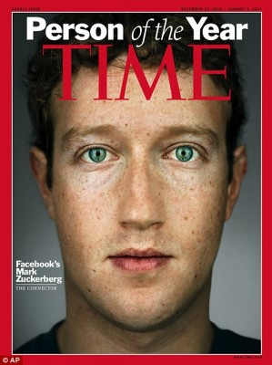 Mark Zuckerberg Time Magazine