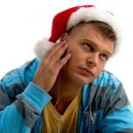 sad on christmas