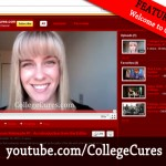 College Cures First Webisode - An Introduction from the Editor