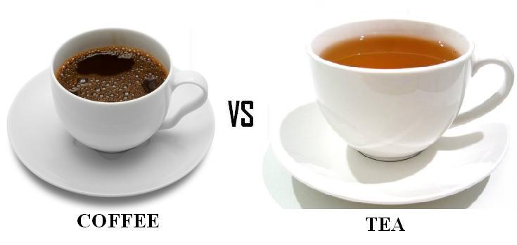Black Tea Vs Instant Coffee