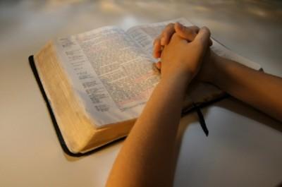 Praying in college