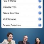 Audio iPhone App for job interviews