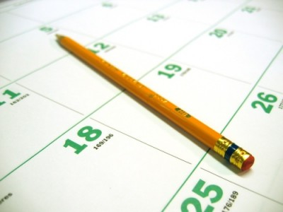 Plan your class schedule in advance