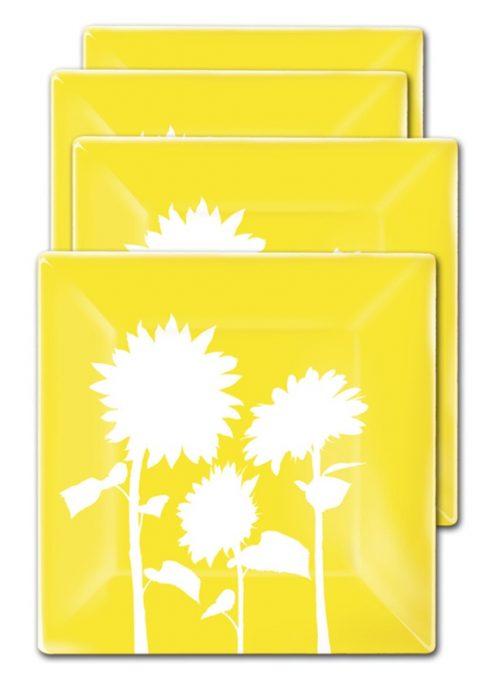 Sunburst Dishware via Slimware.com