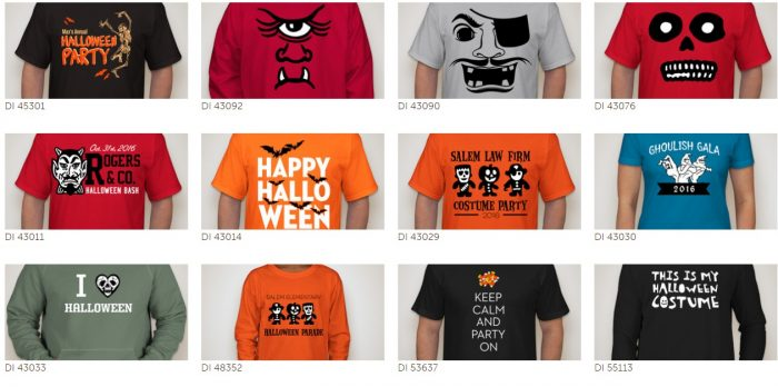 Halloween Design Templates
